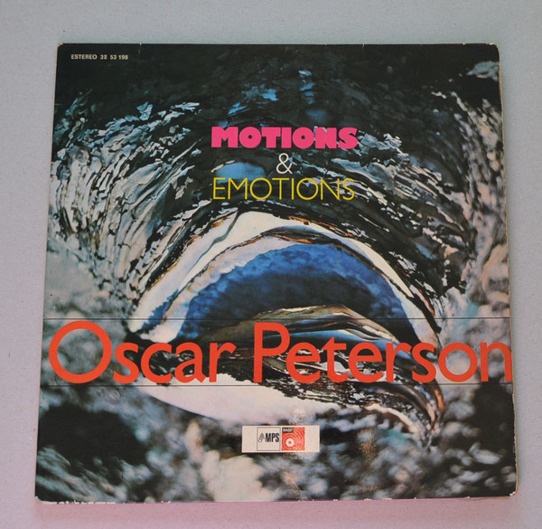 Oscar Peterson ‎– Motions & Emotions