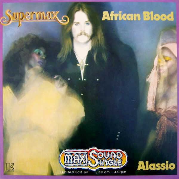 Supermax ‎– African Blood