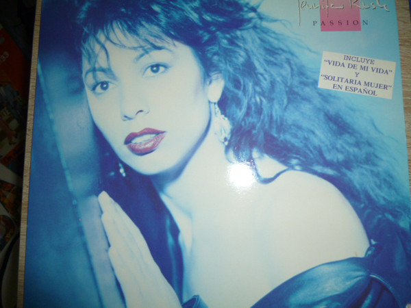 Jennifer Rush ‎– Passion