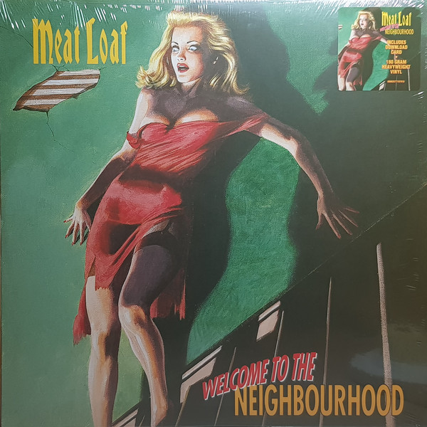 Meat Loaf ‎– Welcome To The Neighbourhood