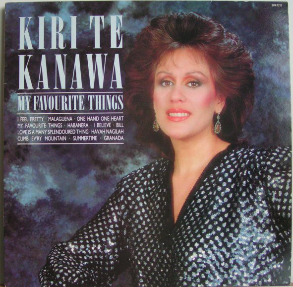 Kiri Te Kanawa ‎– My Favourite Things