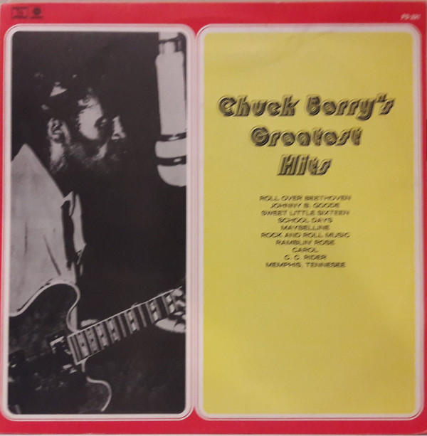 Chuck Berry ‎– Chuck Berry's Greatest Hits