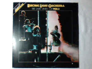 Electric Light Orchestra ‎– The Light Shines On Vol 2