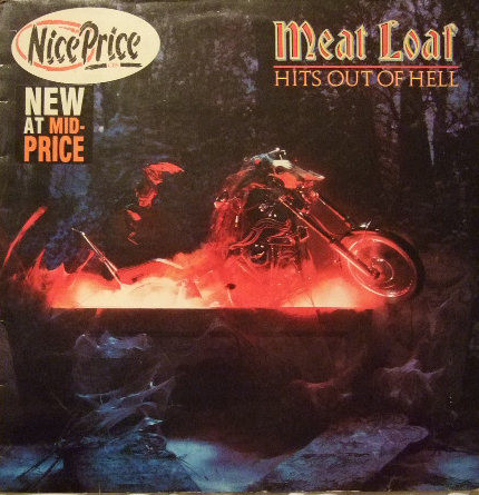 Meat Loaf ‎– Hits Out Of Hell