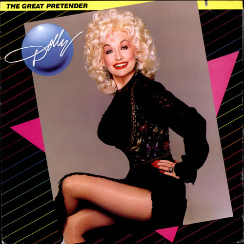 Dolly Parton ‎– The Great Pretender