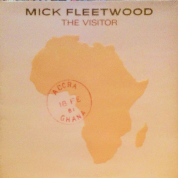 Mick Fleetwood ‎– The Visitor