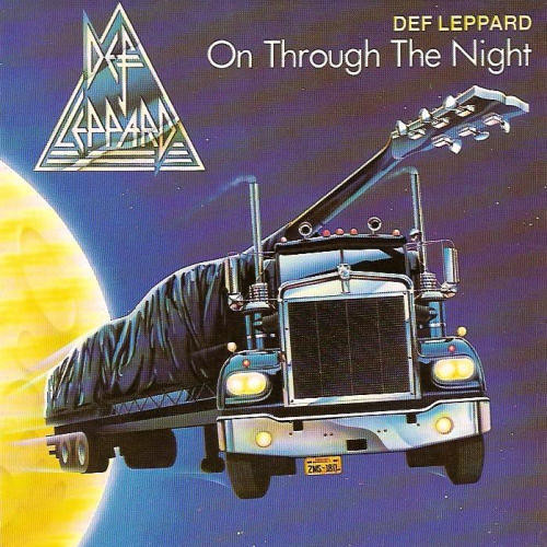 Def Leppard ‎– On Through The Night