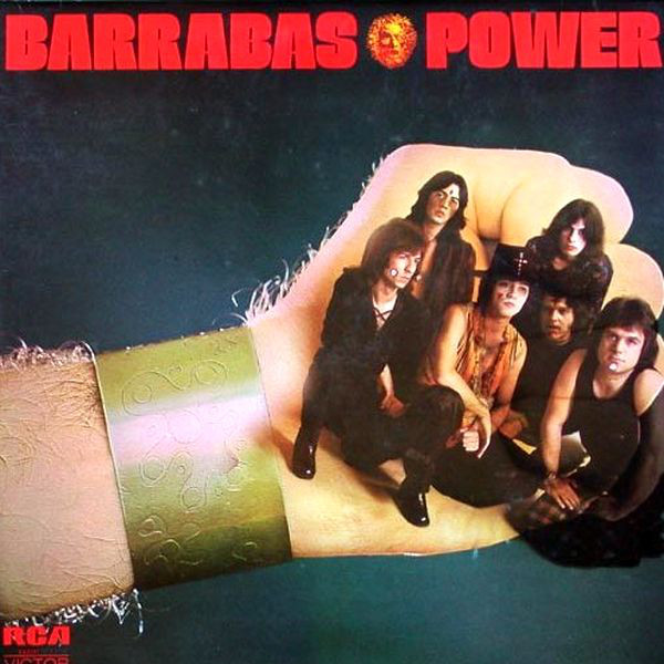 Barrabas ‎– Power
