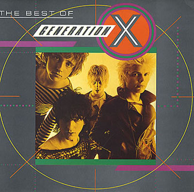 Generation X (4) ‎– The Best Of Generation X