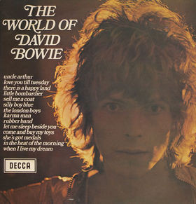 David Bowie ‎– The World Of David Bowie