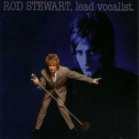 Rod Stewart ‎– Lead Vocalist