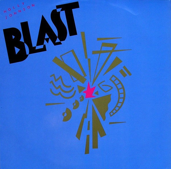 Holly Johnson ‎– Blast