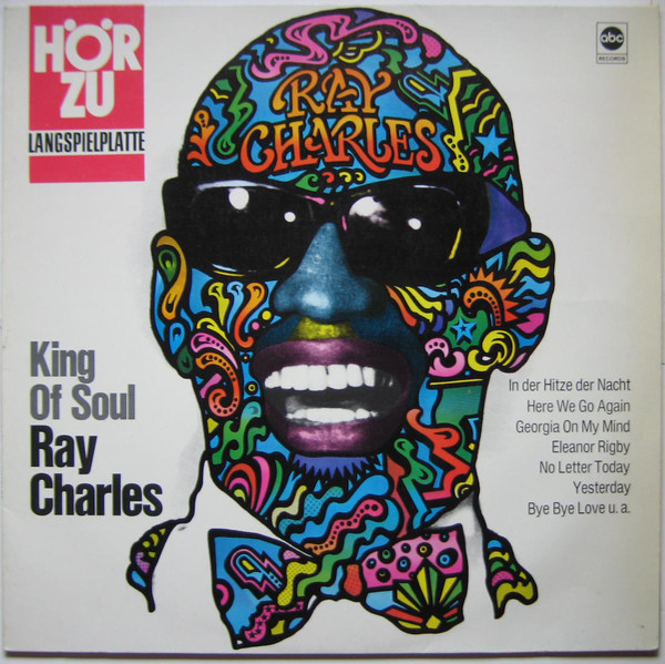 Ray Charles ‎– King Of Soul