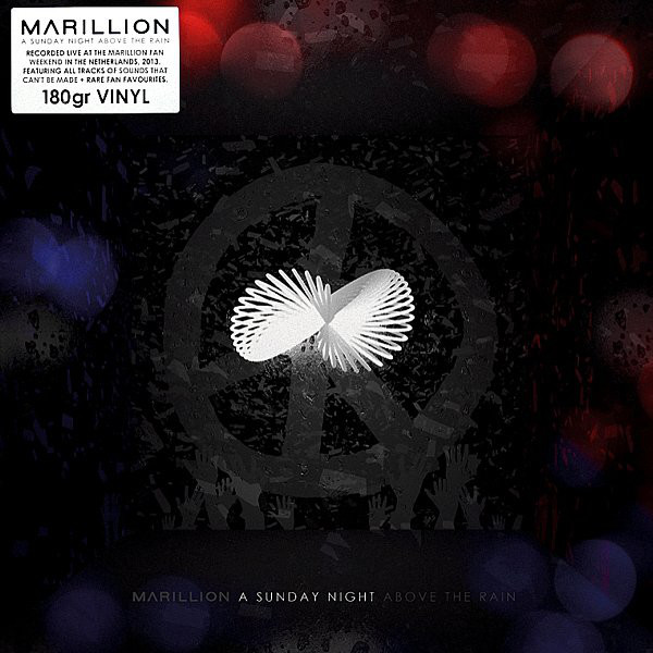 Marillion ‎– A Sunday Night Above The Rain
