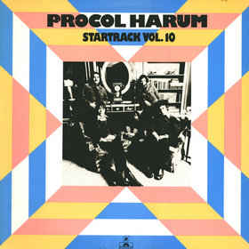 Procol Harum ‎– Startrack Vol. 10