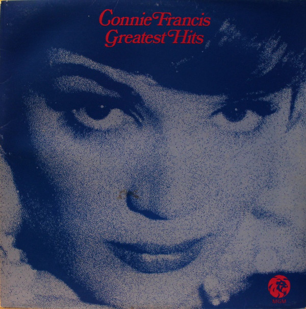 Connie Francis ‎– Greatest Hits