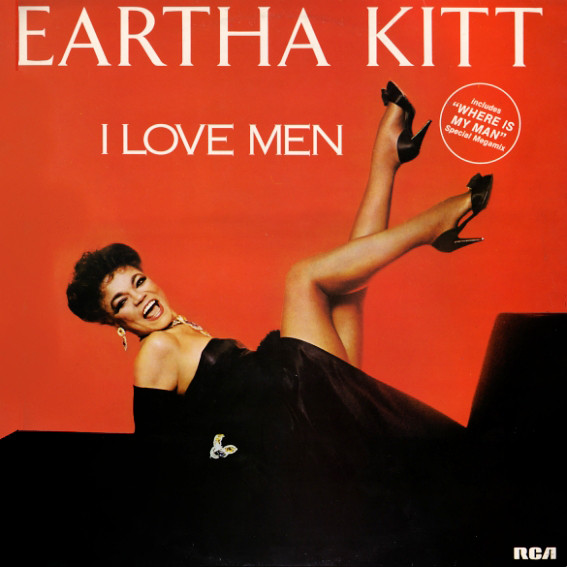 Eartha Kitt ‎– I Love Men