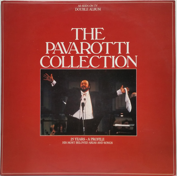 Pavarotti ‎– The Pavarotti Collection