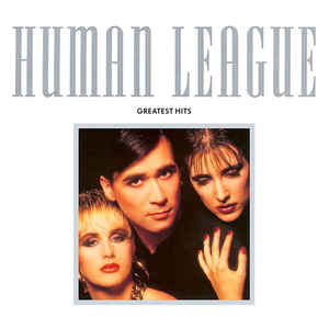 Human League ‎– Greatest Hits