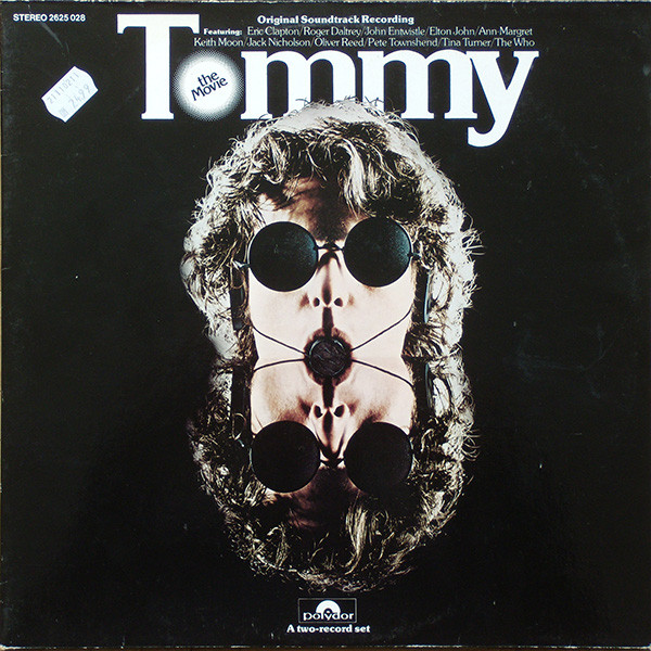 Various ‎– Tommy (Original Soundtrack Recording)