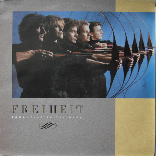 Freiheit ‎– Romancing In The Dark