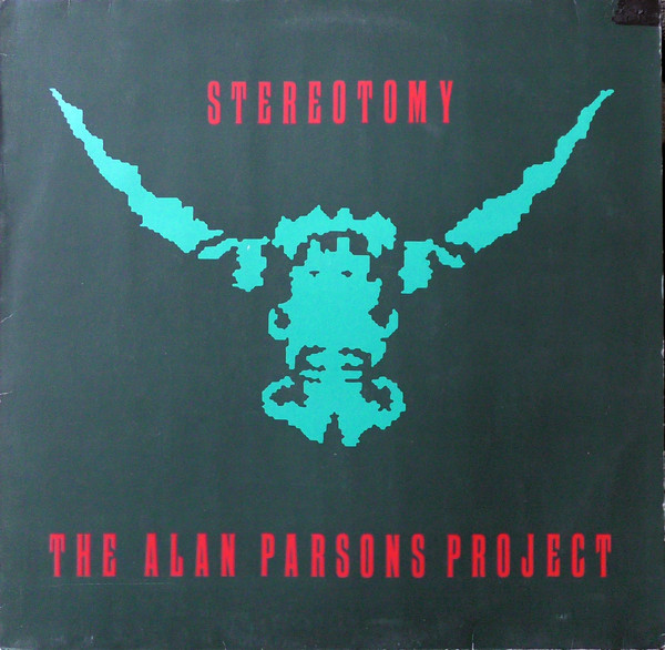The Alan Parsons Project ‎– Stereotomy