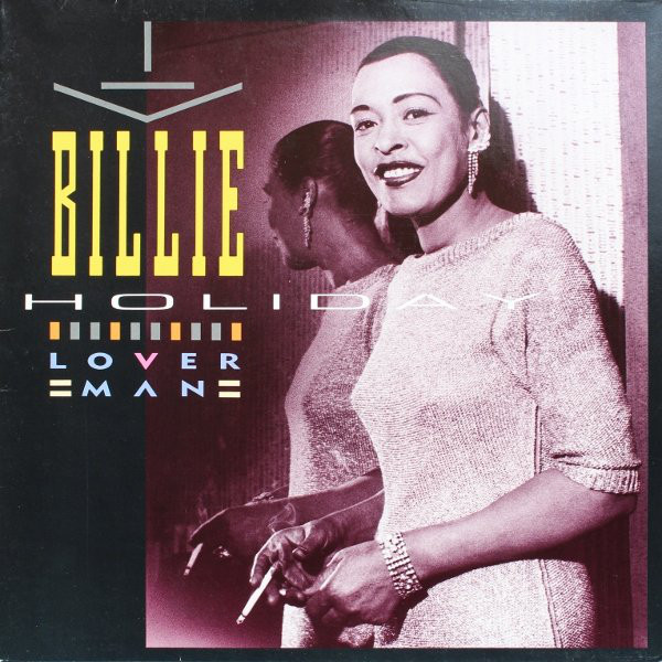 Billie Holiday ‎– Lover Man