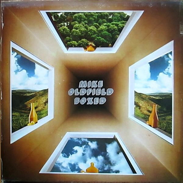 Mike Oldfield ‎– Boxed