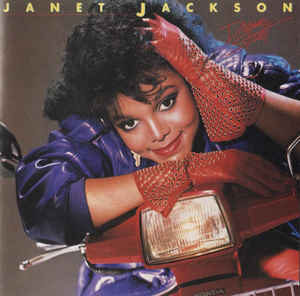 Janet Jackson ‎– Dream Street