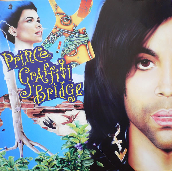 Prince ‎– Graffiti Bridge