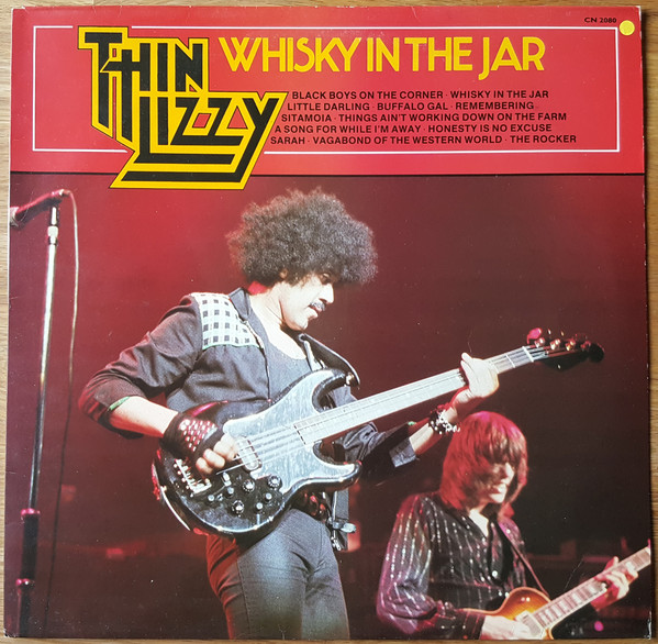 Thin Lizzy ‎– Whisky In The Jar