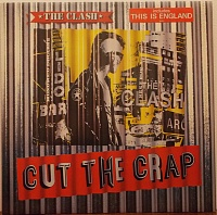The Clash ‎– Cut The Crap